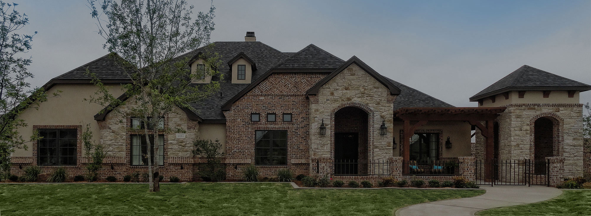 We build impeccable custom homes in Lubbock, Texas.